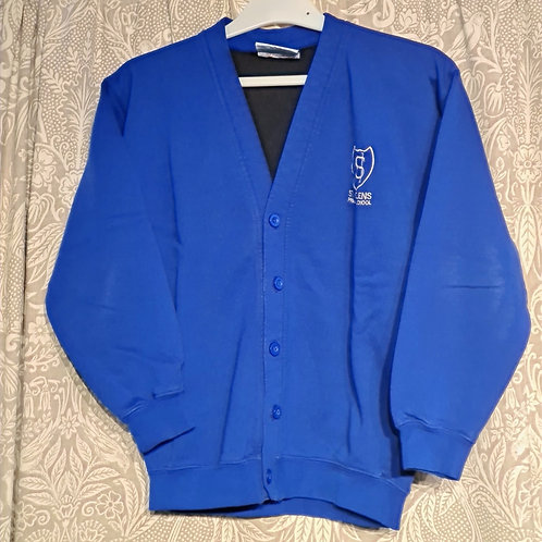 School Cardigan - 5-6 yrs