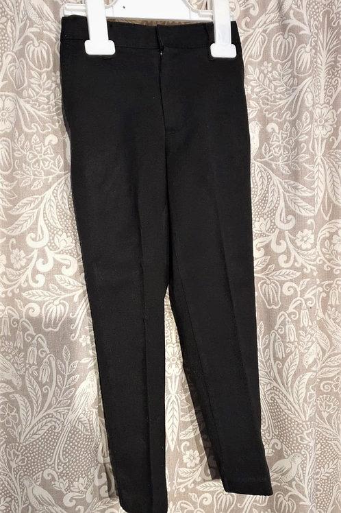 Black School Trousers - 3-4 yrs