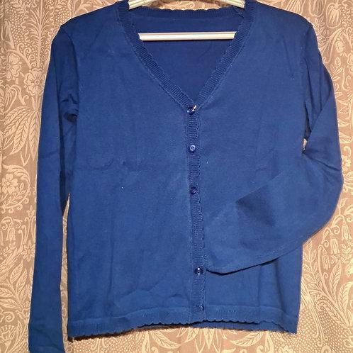 Plain Knit Cardigan - 10 yrs