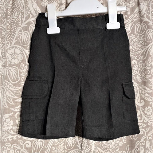 Boys Grey Shorts - 3-4 yrs