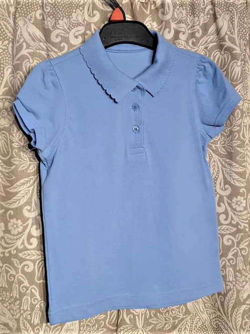 Girls Polo Shirt - 3-4 yrs