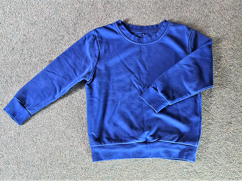 Plain Sweatshirt - 4-5 yrs