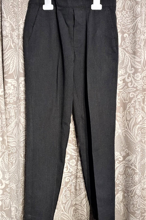 Grey Slim Fit Trousers - 6 yrs