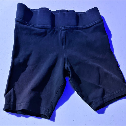 Navy Jersey Shorts - 7-8 yrs