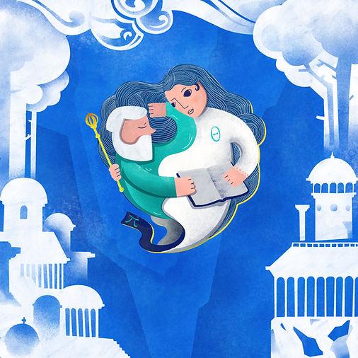 El sueño ilustrado
