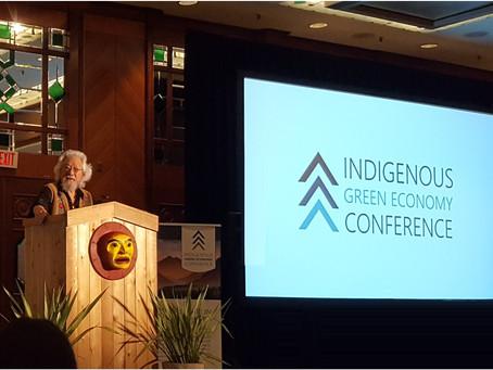 Indigenous Green Economy Conf.