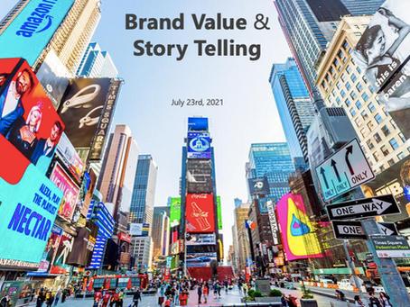 Brand Value & Story Telling w/ Zoltan Lorantffy