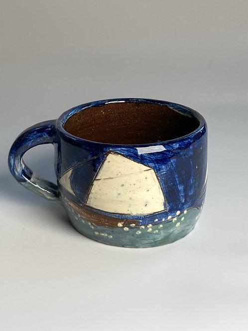 Night Sea Mug