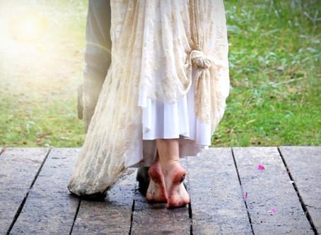 Dancing on Jesus' Feet
