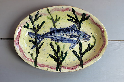 Swimming Fish Dish