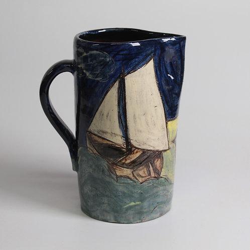 Sail and Shore Jug
