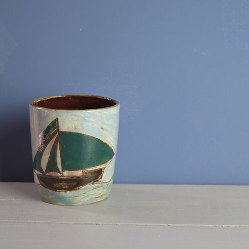 Green Sails Rum Cup