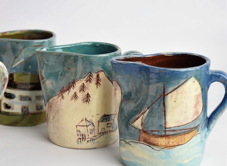 Five great things about pottery!