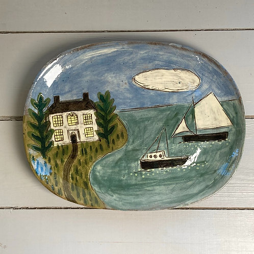 Big House Platter