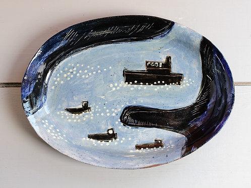 Blue Harbour Dish