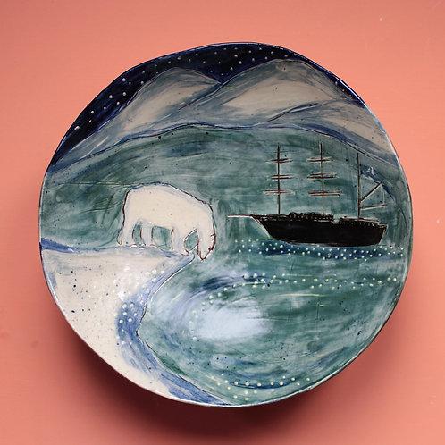Polar Bear Big Dish