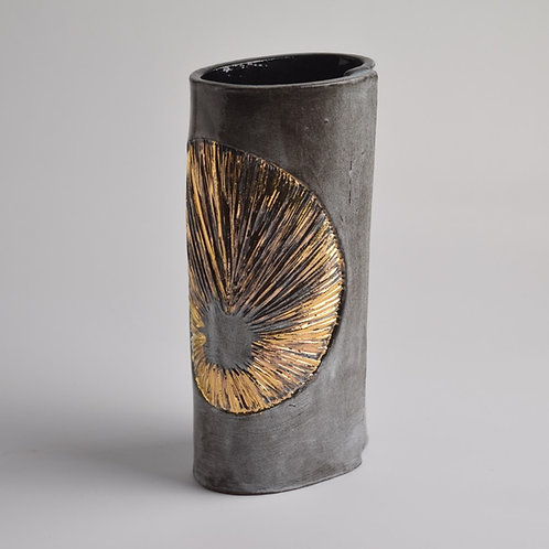 Ovoid Shell Vase