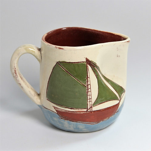 Green Sails Jug