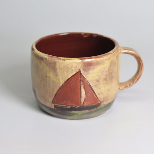 Sail and Steam Mug