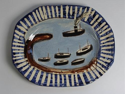 Stripy Harbour Platter
