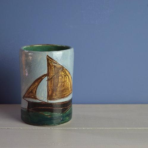 Schooner Rum Cup