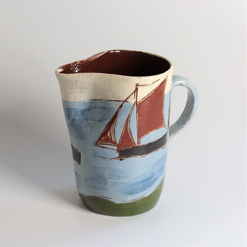 Red Sails and Headland Jug