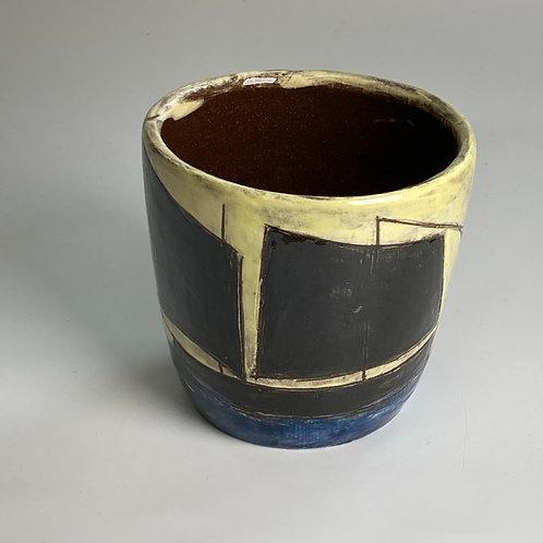 Black Sails Drinking Vessel
