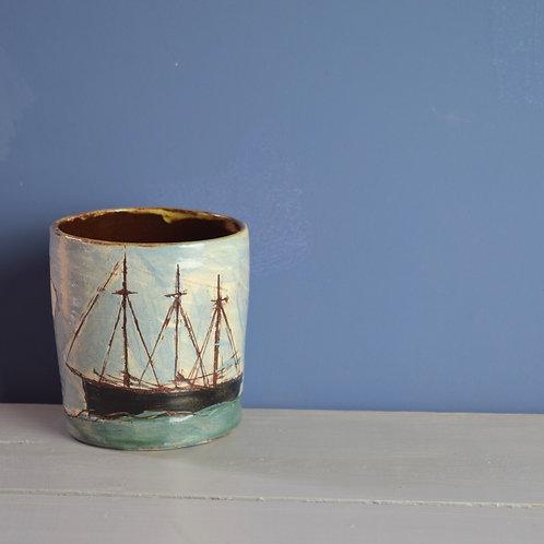 Stella and Sissie Rum Cup