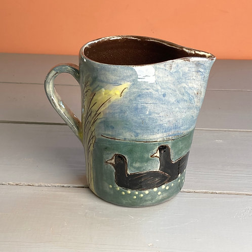 Two Coots Jug