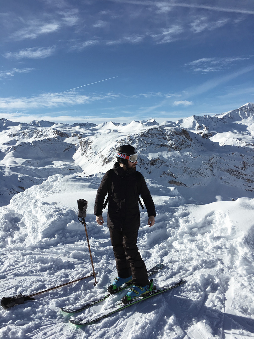 Ski time !