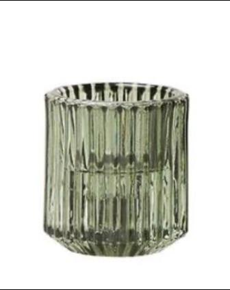 Green Linear Tealight