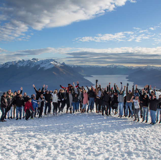 Queenstown Incentive Events