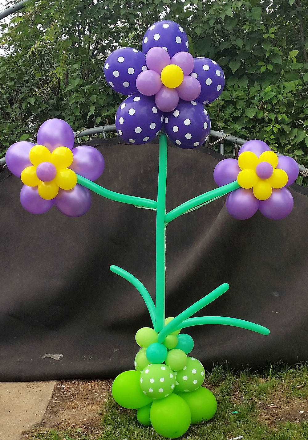 Harmony Party rental - Balloon decorations