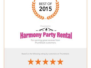 Best of 2015 Award Winner