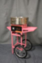 Harmony Party Rental - Cotton Candy Machine