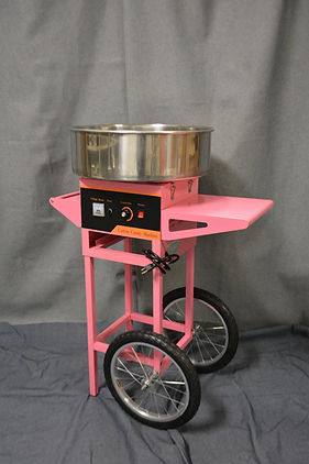 Harmony Party Rental - Cotton Candy Machine