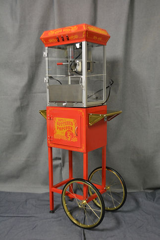 Harmony Party rental - Popcorn Machine rental