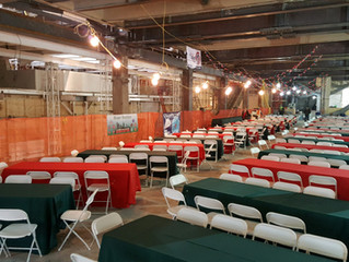 Any place any time - Harmony Party Rental can do it!