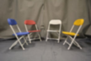 Harmony Party Rental - Chair Rental / kids