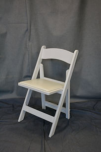 Harmony Party Rental - Wood Chair Rental