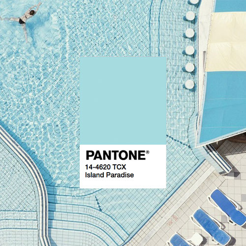 Pantone's Colours for Spring 2017