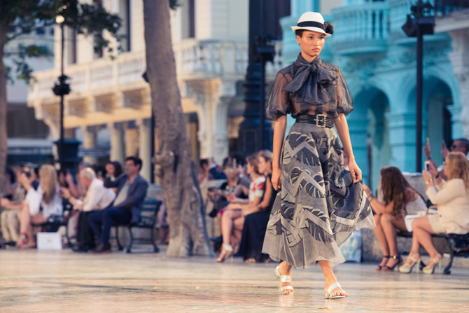 Chanel's Cuban Affair