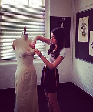 Sydney based Multi-discipline Freelance Designer providing Graphic Design, Dressmaking and Fashion Design services.