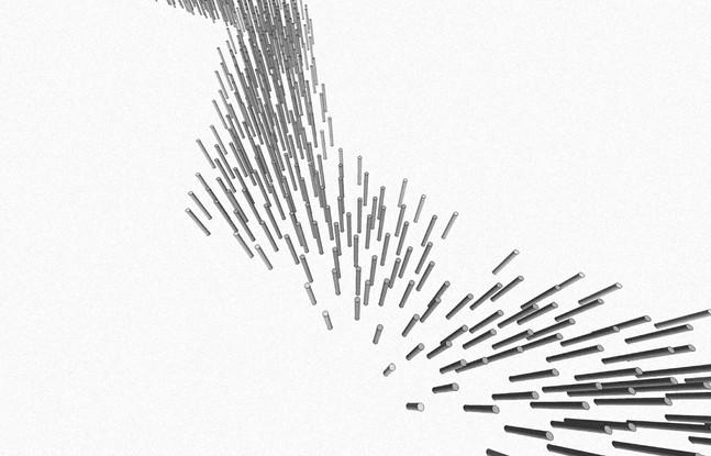 River of Lights - 3D concept sketch