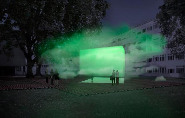 Zurich University of the Arts - Cloud Ba