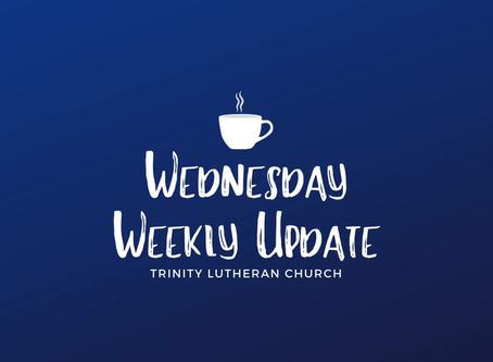 Wednesday Weekly Update 4/22/2020