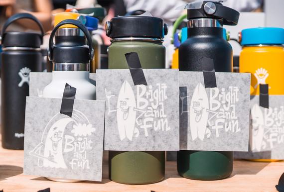GREENROOM festival 2019 Hydro Flask × LOOSEMAN