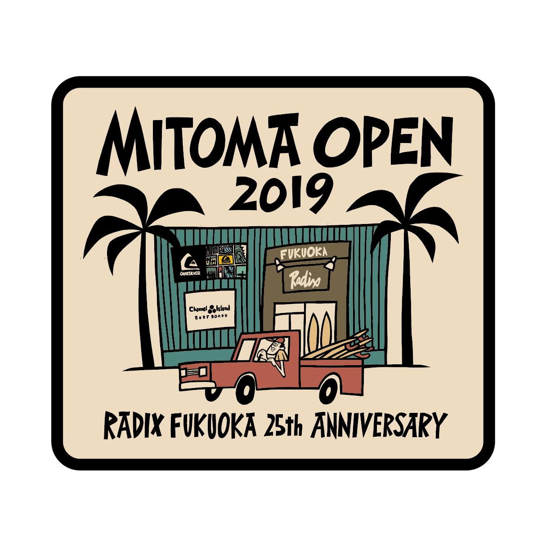 MITOMA OPEN 2019