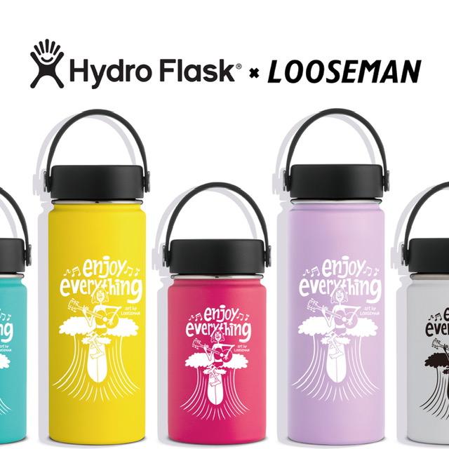 Hydro Flask × LOOSEMAN