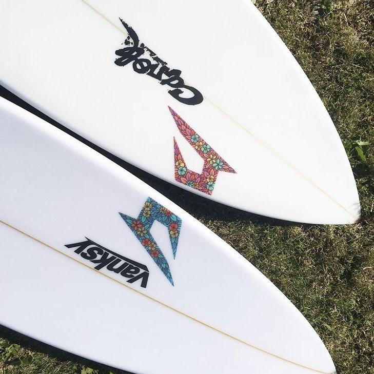 JUSTICE SURFBOARD